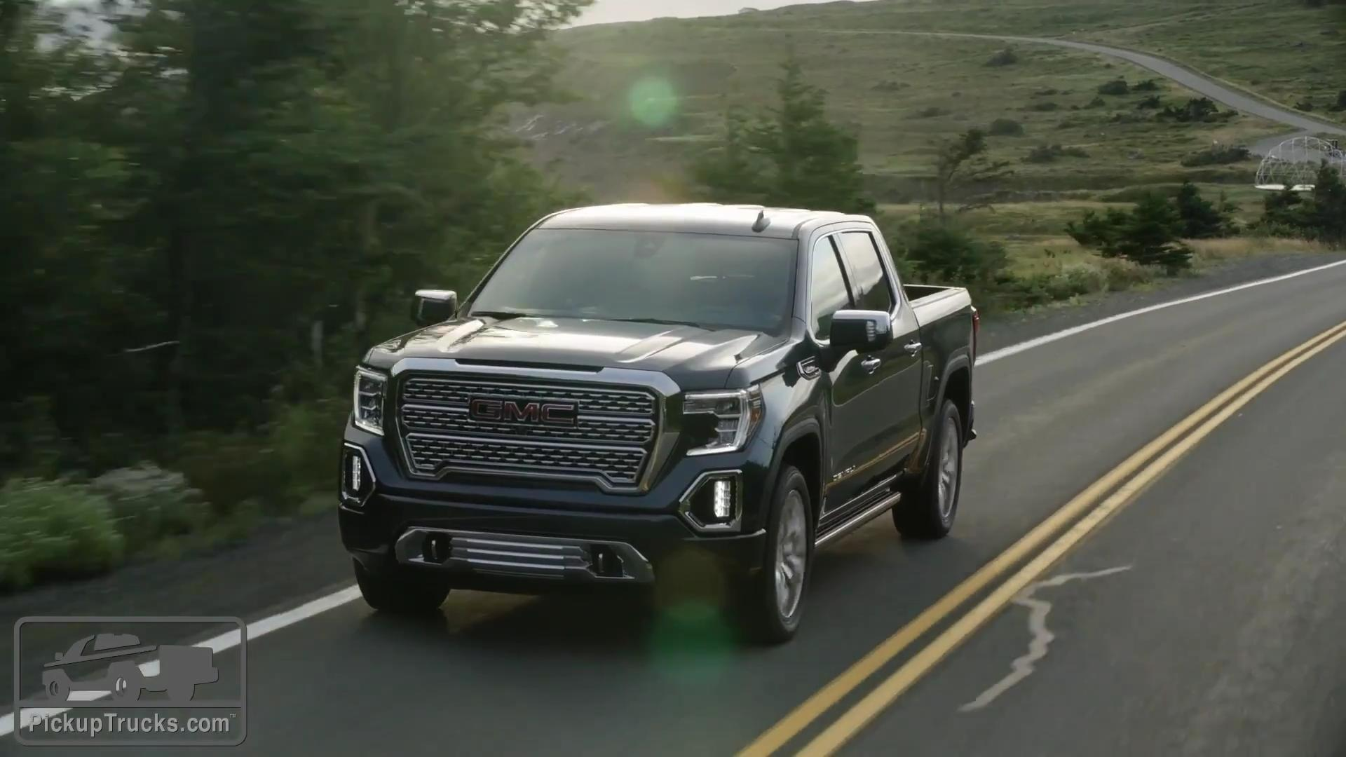 Get a Load of the All-New 2019 GMC Sierra 1500